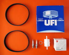 DUCATI 900SS CARB SERVICE KIT INC  DAYCO BELTS/UFI FILTERS/CHAMPION PLUGS