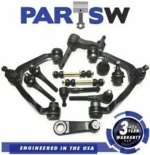 14 Pc Suspension  Kit 4X4 Lower Ball Joint Upper Control Arms EXPEDITION F-250