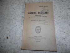 1929.Gabriel Deshayes fondateur frères instruction chrétienne.Chupin