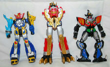 """LOT OF 3 BANDAI ASSORTED TRANSFORMER 6"""" ACTION FIGURES"""