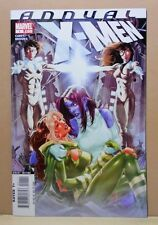 X-MEN Annual #1 3/07 Marvel 9.0 VF/NM Uncertified CABLE & MYSTIQUE, ROUGE
