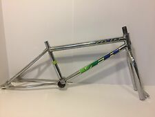 Dyno VFR BMX Bicycle Frame & Fork Old School 90's Bike Chrome