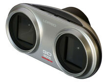 LOREO 3-D STEREO LENS for SONY ALPHA and NEX-5 Digital Cameras
