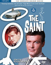The Saint:The Complete Colour Series - 14DVD Box Set, starring Roger Moore