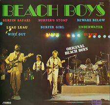 "THE BEACH BOYS ""SURFIN' SAFARI"" LP 1980  EUROGRAM 143"