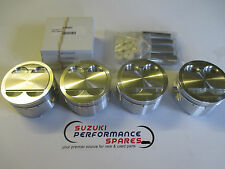 Suzuki GSXR1100 1216cc MTC big bore  piston kit.