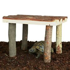 New Trixie 6226 Natural Living Shelter and Platform For Guinea Pigs & Rabbits