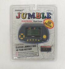 NEW Old Stock 1998 Tiger Electronics Jumble Electronic Word Game Fast Shipping