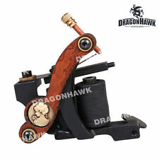 Cast iron Tattoo Machine Gun Liner Steel Frame Copper Coils WQQ2002-1