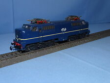Marklin 3051 NS Electric Locomotive Br 1200 Blue 1223 vers. 4  light blue OVP