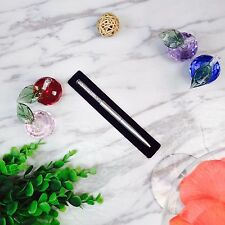 Crystal Ballpoint Pen with Swarovski Crystal on top Silver Gift FSH