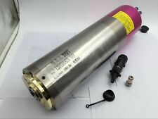 5.5KW Water-cooled BT30 ATC Spindle Motor 220V 18000rpm High Speed CNC Engraving