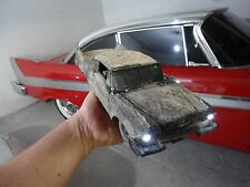 1/18 PLYMOUTH FURY BURNT CHRISTINE *MOVIE ACCURATE* MOPAR 1958 1957 STEPHEN KING