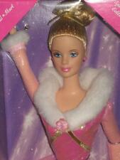 1998 JEWEL SKATING Barbie Doll Wal-Mart Special Edition  #23239 NRFB