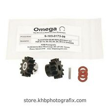 Elevation Gear Replacement Kit for Omega D, E, and B-series Enlargers