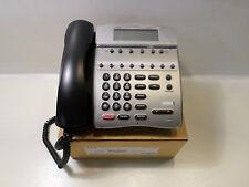 NEC Dterm IP ITR-8D-3 Black Tel Set 780023 Fac