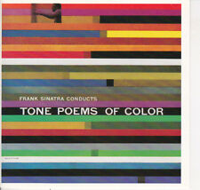 Frank Sinatra Conducts Tone Poems of Color CD - from Sinatra, Jr. Estate NEW~!