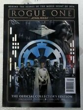 ROGUE ONE Star Wars Story OFFICIAL COLLECTORs EDITION Exclusive Photos DARK SIDE