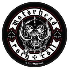 Motörhead-ricamate patch Biker BADGE 9x9cm