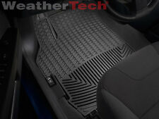 WeatherTech® All-Weather Floor Mats for Nissan Sentra - 2007-2012 - Black