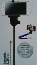 Selfie Stick  Extender to 3.2 Feet  For Cell Phone, Camera