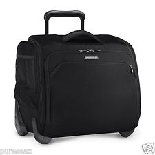 BRIGGS & RILEY TRANSCEND Rolling Cabin Bag Black (TU315/Carry-on/Hand Luggage)