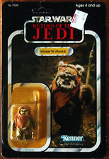 Kenner Star Wars: Wicket W. Warrick Ewok Action Figure