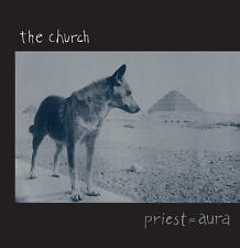 The Church Priest = Aura 180gm 2x Vinyl LP Record rare epic 1992 album! rock NEW