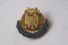 Hungary Young Pioneers For Labor Kisdobosa Little Drummer Badge Uttoroje Pin PRH