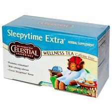 Celestial Seasonings Sleepytime Extra Tea 20 Bags (Pack of 3)