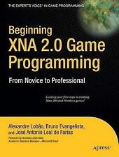Beginning XNA 2.0 Game Programming: From Novice to Professional (Expert's Voice