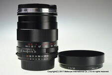 Carl Zeiss Distagon T * 35mm f/2 ZF.2 for Nikon Excellent+