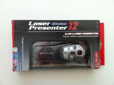 NEW INFINITER 2.4G LASER POINTER WIRELESS MOUSE PRESENTER AND POWER CONTROL