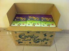 GOGOS CRAZY BONES SPORTS BOX LOT OF 9 BOXS