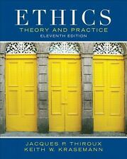 MyThinkingLab Ser.: Ethics : Theory and Practice by Keith W. Krasemann, Jacques