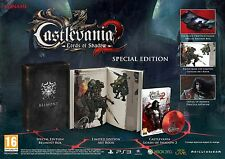 CASTLEVANIA LORDS OF SHADOW 2 SPECIAL Belmont EDITION XBOX 360