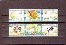 a119 - COOK ISL - SG1304-1309 MNH 1992 OLYMPIC GAMES BARCELONA