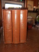 ANTIQUE BOOKS 3 VOLUME SET REMY FRANCE MEMOIRS OF A SECRET AGENT 1962 FRENCH