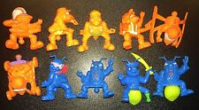 VINTAGE 1987 Hasbro Lot of 10 ARMY ANTS Rare Toy Action Figures
