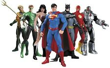 New 52 Justice League Action Figure 7 Pack Set-7 FIGURES NEW