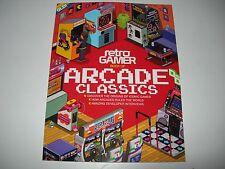 Giocatore Retrò Libro di Classici Arcade - 2nd EDIZIONE: schivare/SF/Robotron ++++