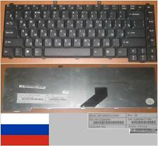 Clavier Qwerty Russe ACER AS3100 3100 3650 3690 MP-04653SU-6981 PK130080900 Noir