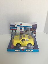 "The Chevron Cars Collectible Toy Car ""Tina Turbo"" Brand New! Must See! 1998"