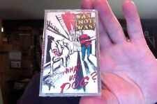 Was (Not Was)- What Up Dog?- new/sealed cassette tape