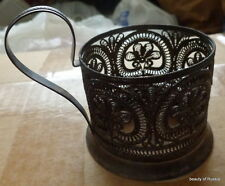 Vintage melhior  50-s CCCP SOVIET USSR RUSSIAN Tea Glass / cup/  Holder