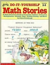 Do-It-Yourself Math Stories
