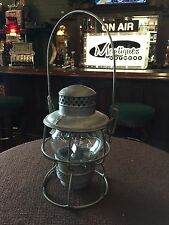 1947 ADLAKE KERO Railroad Kerosene Lamp Train Light