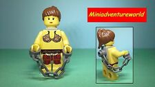 Lego GENUINE NEW Minifigure Princess Leia Slave 4480 Jabba's Palace sw070