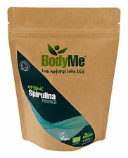 Bodyme ORGANIC Spirulina in polvere 250 g (Soil Association Certified)