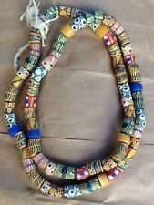 TRADE BEADS GHANA MIX COLOR POWDER GLASS BEADS